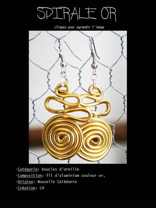 Spiraleor